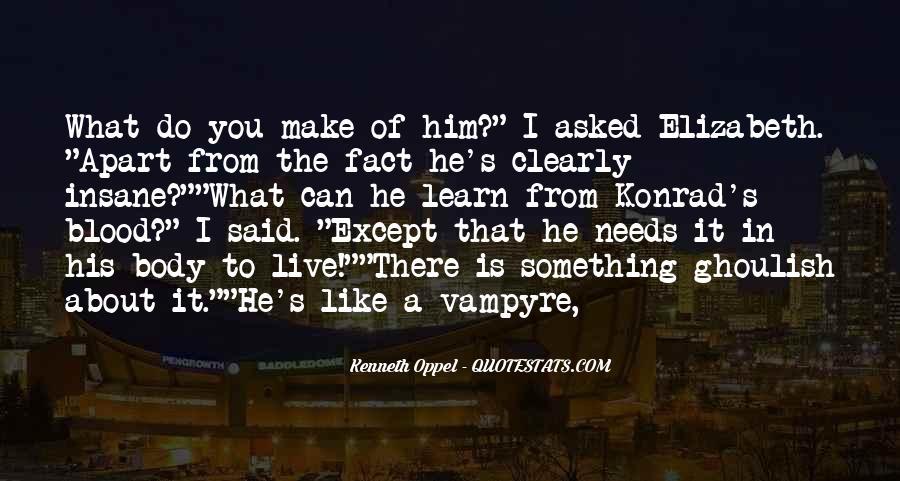 Quotes About Konrad #999008