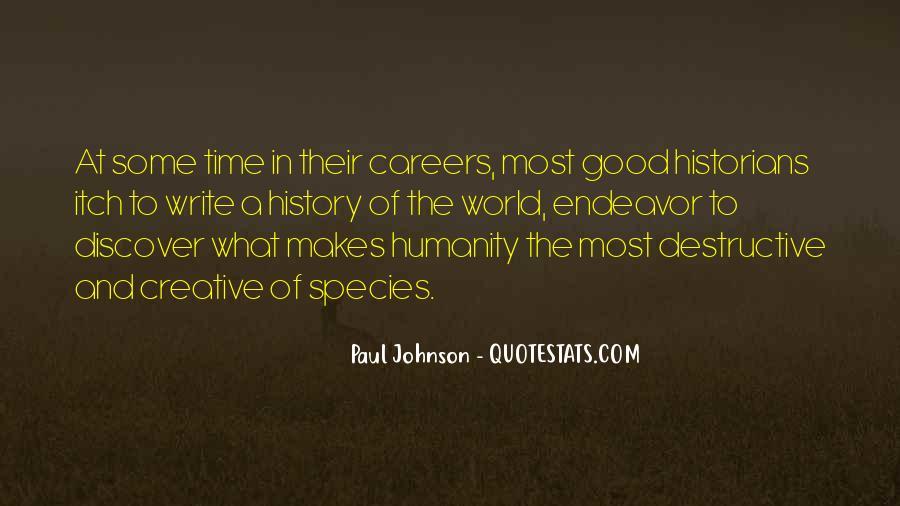 Creative Endeavor Quotes #1184658