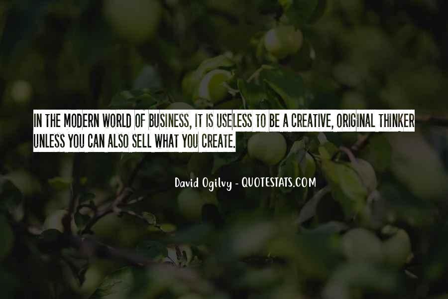 Creative Thinker Quotes #248260