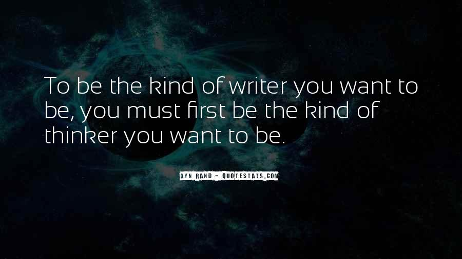 Creative Thinker Quotes #661164