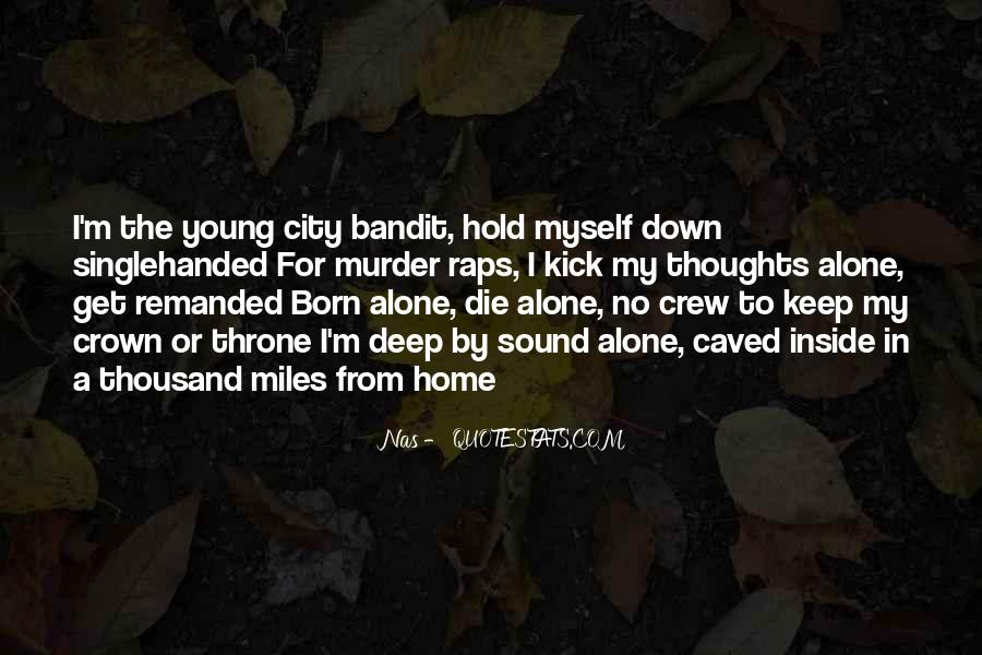 Crew Rap Quotes #1500754