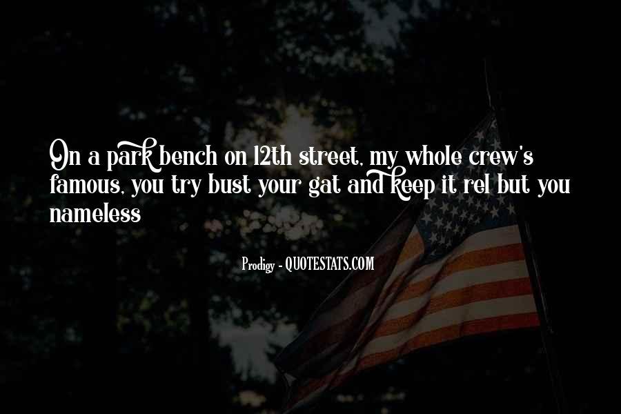 Crew Rap Quotes #1647228
