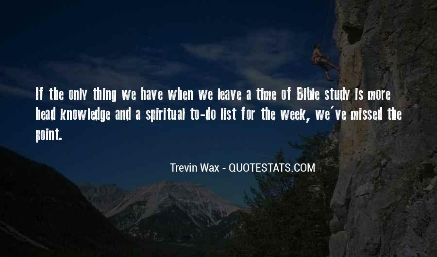 Quotes About Knowledge Bible #1194084