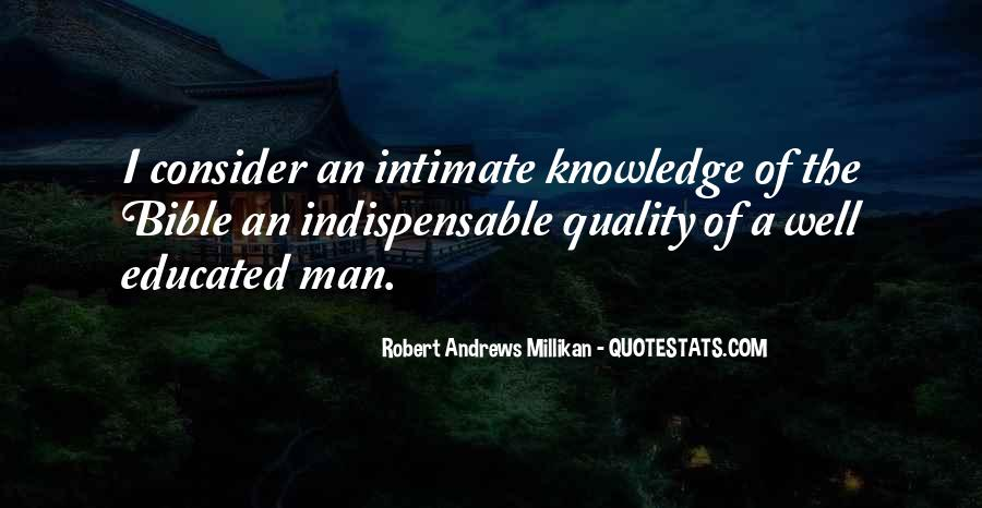 Quotes About Knowledge Bible #1340906