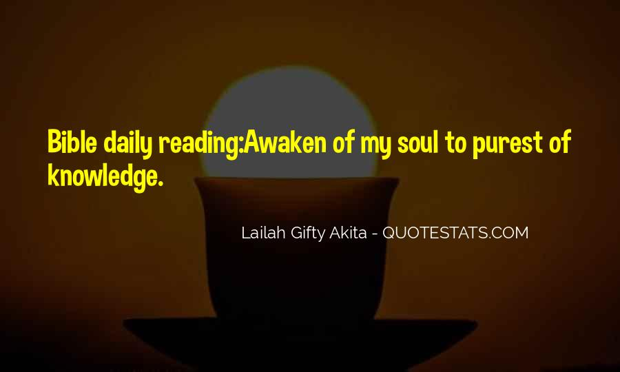 Quotes About Knowledge Bible #1727671