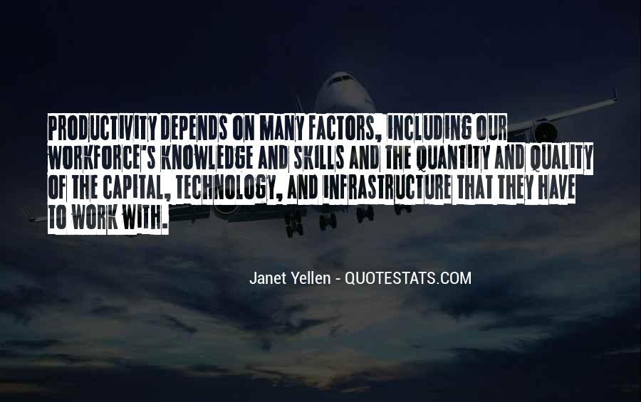 Quotes About Knowledge And Technology #1011189