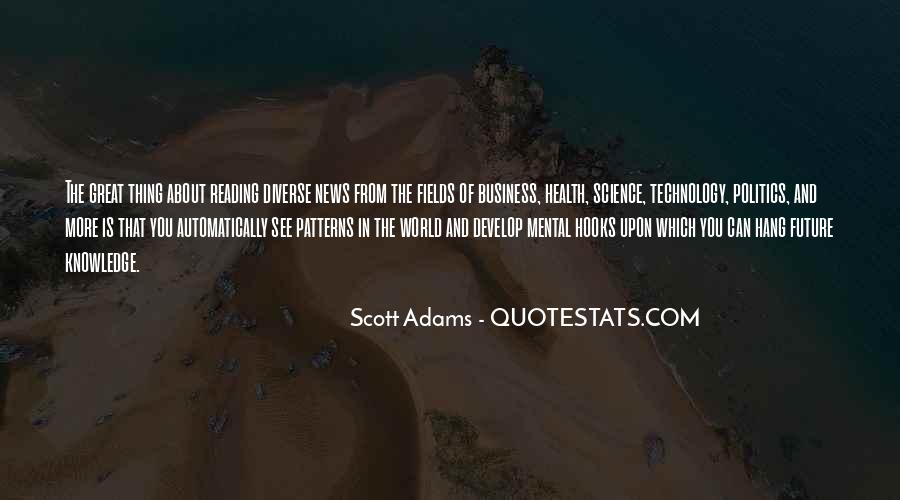 Quotes About Knowledge And Technology #109903