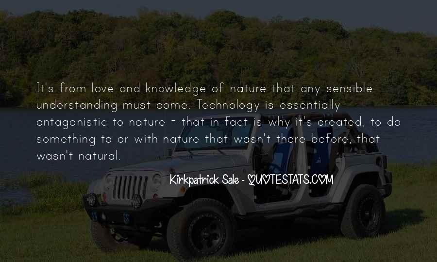 Quotes About Knowledge And Technology #1460027