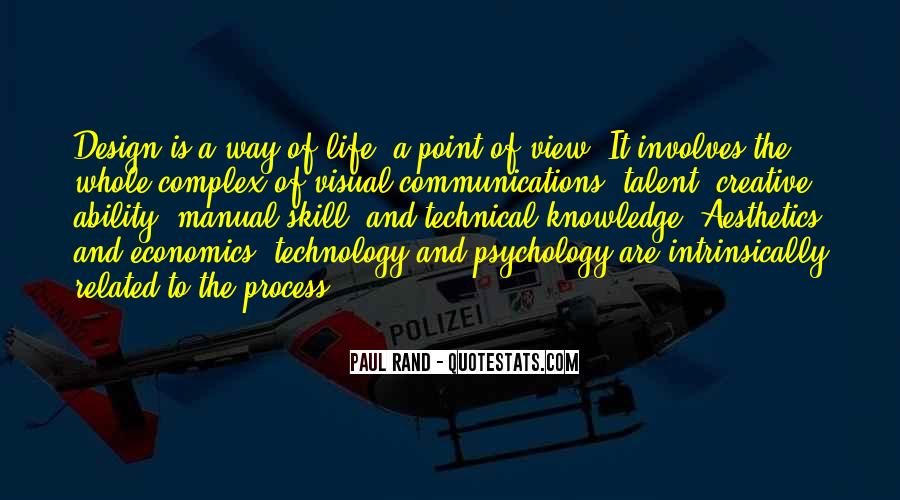 Quotes About Knowledge And Technology #147680