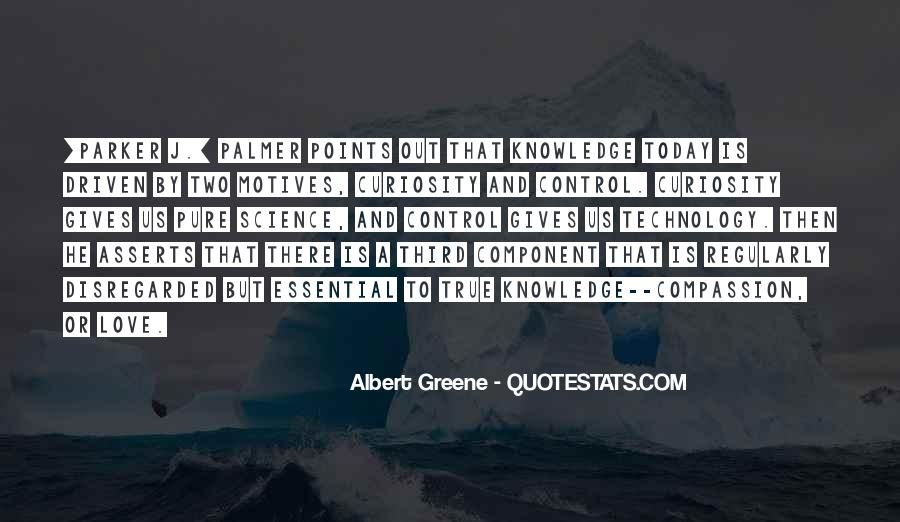 Quotes About Knowledge And Technology #1667323
