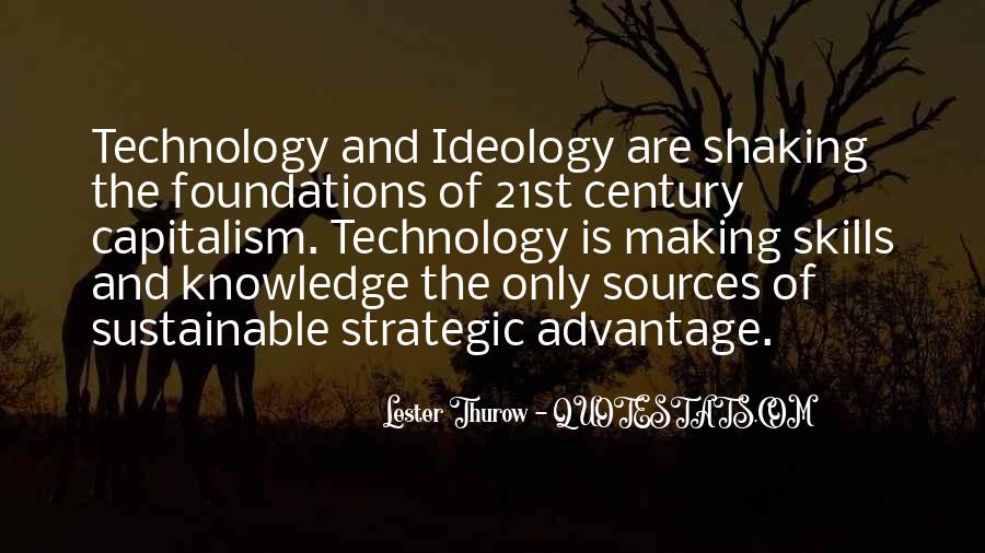 Quotes About Knowledge And Technology #396071