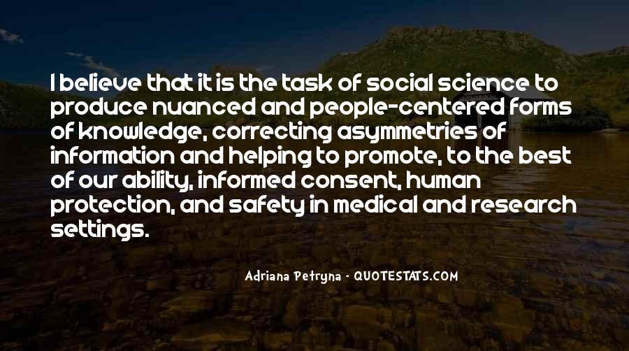 Quotes About Knowledge And Science #10085