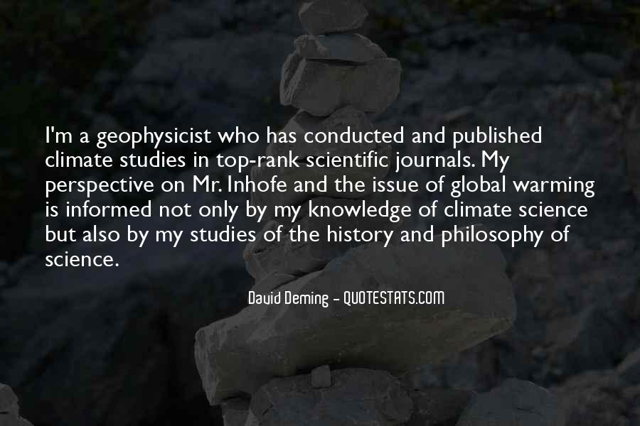 Quotes About Knowledge And Science #111619