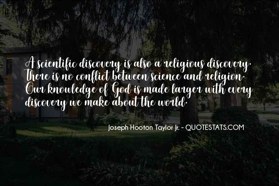 Quotes About Knowledge And Science #189419