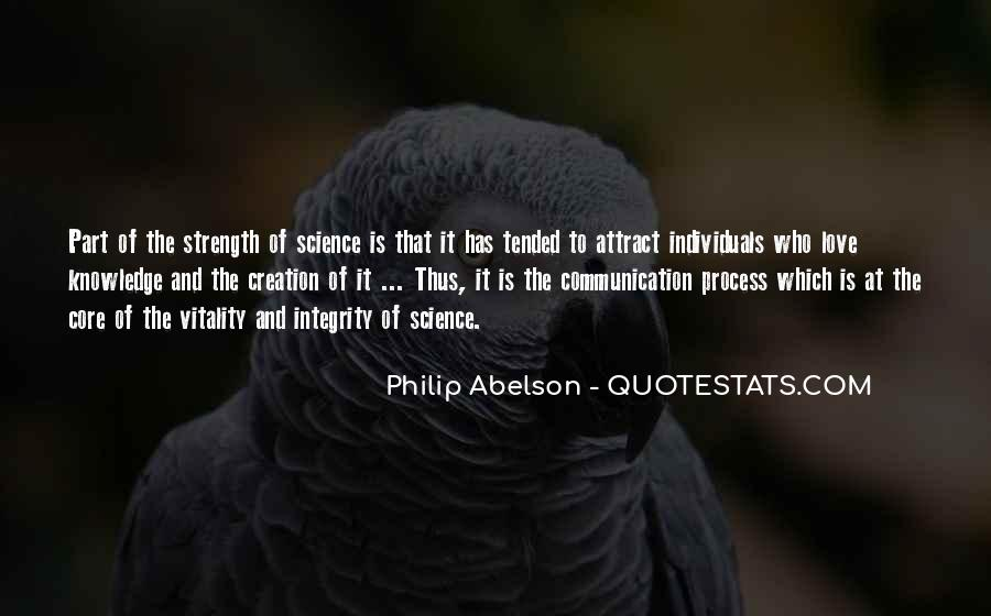 Quotes About Knowledge And Science #20923