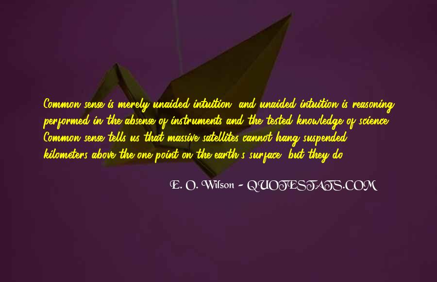 Quotes About Knowledge And Science #209332