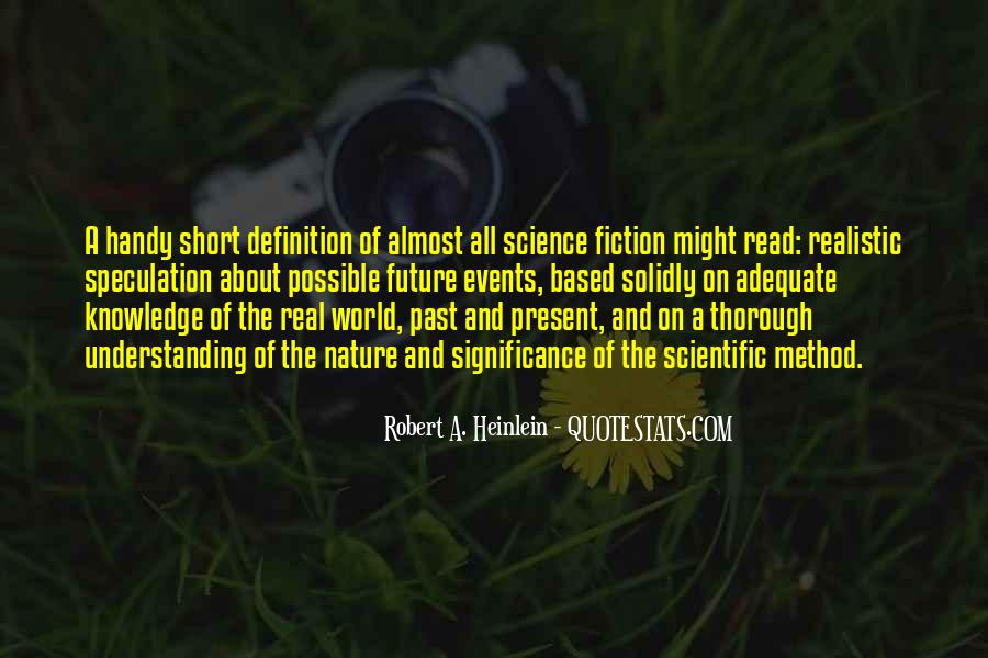 Quotes About Knowledge And Science #23452