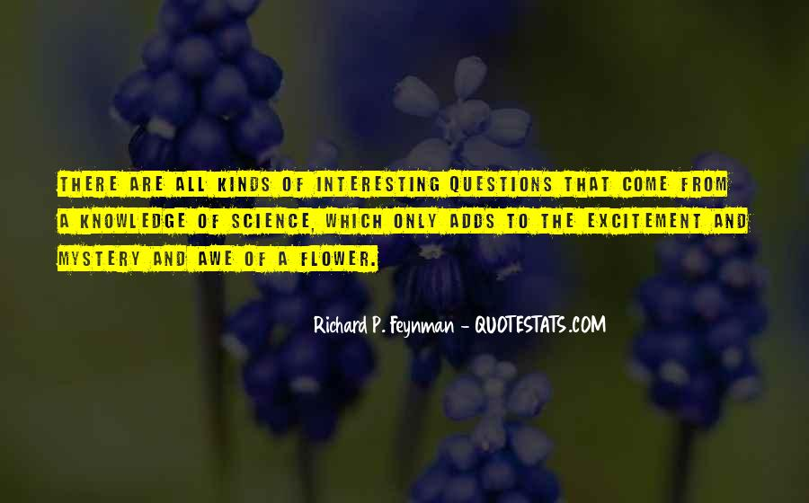 Quotes About Knowledge And Science #236530