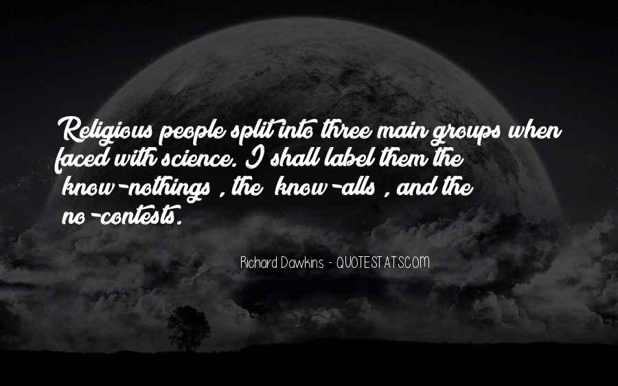 Quotes About Knowledge And Science #274031