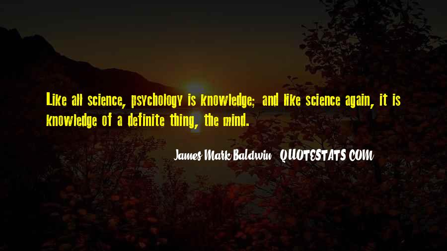 Quotes About Knowledge And Science #279508
