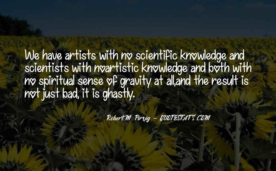 Quotes About Knowledge And Science #326051