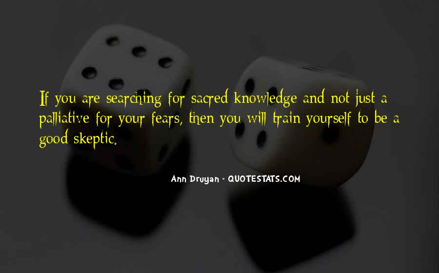 Quotes About Knowledge And Science #334352