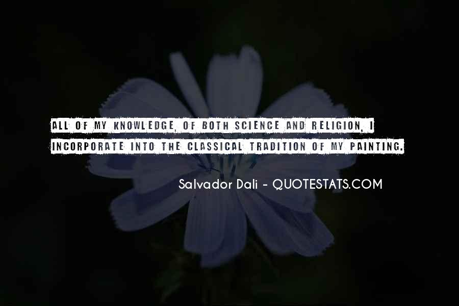 Quotes About Knowledge And Science #344211