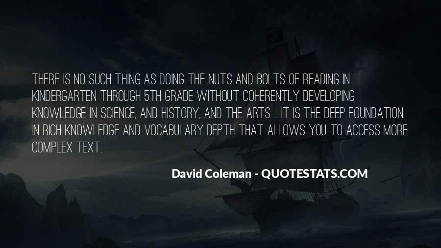 Quotes About Knowledge And Science #36929