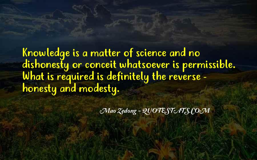 Quotes About Knowledge And Science #387050