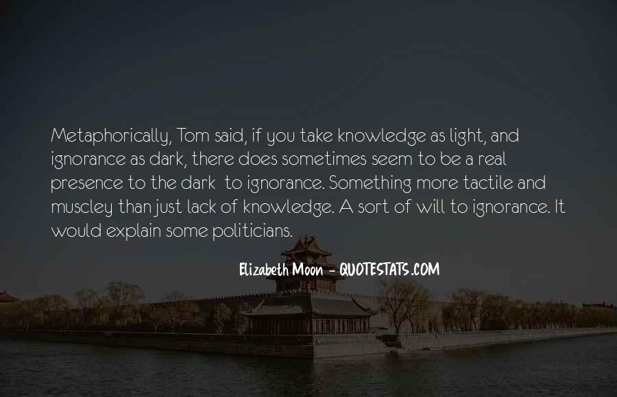 Quotes About Knowledge And Science #389221