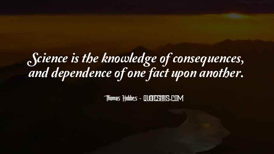 Quotes About Knowledge And Science #417157