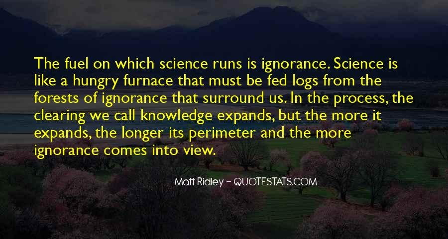 Quotes About Knowledge And Science #466742
