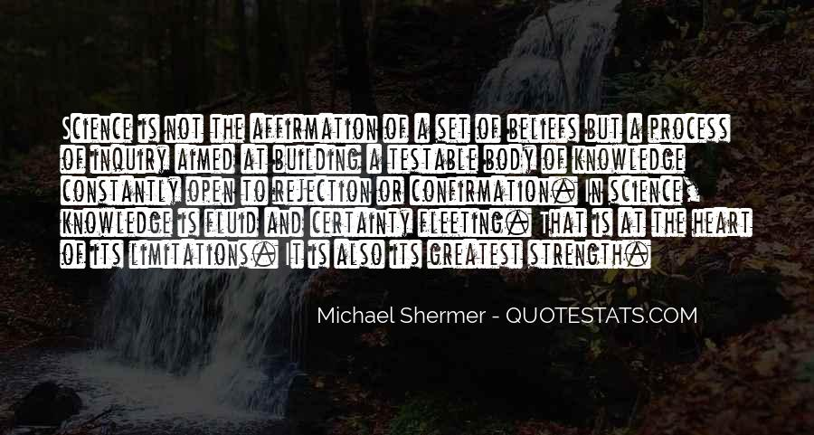 Quotes About Knowledge And Science #49831