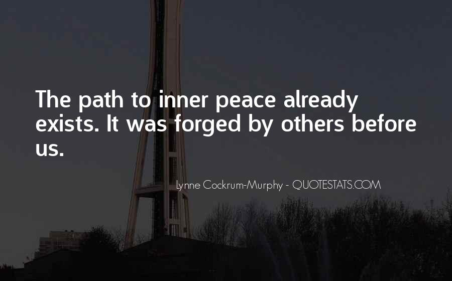 Quotes About The Path To Enlightenment #1222531