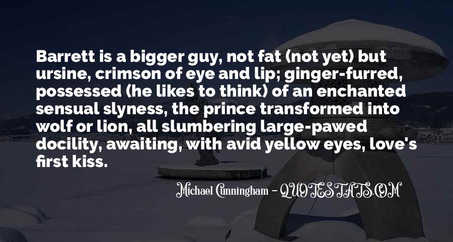 Crimson Love Quotes #1223749