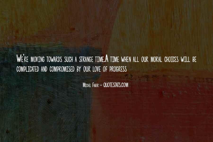 Crimson Love Quotes #1356097