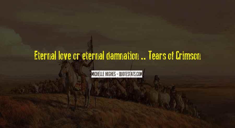 Crimson Love Quotes #516444