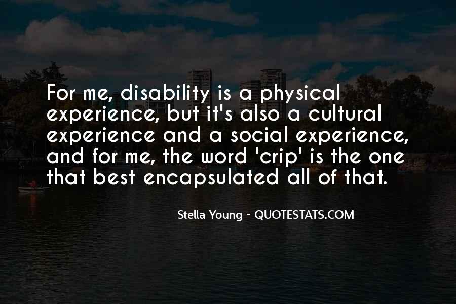 Crip Quotes #56800