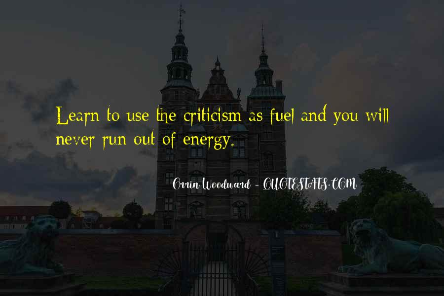 Critics And Haters Quotes #25281