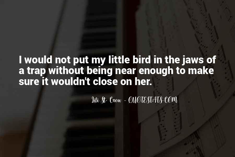 Crow Bird Quotes #1744815