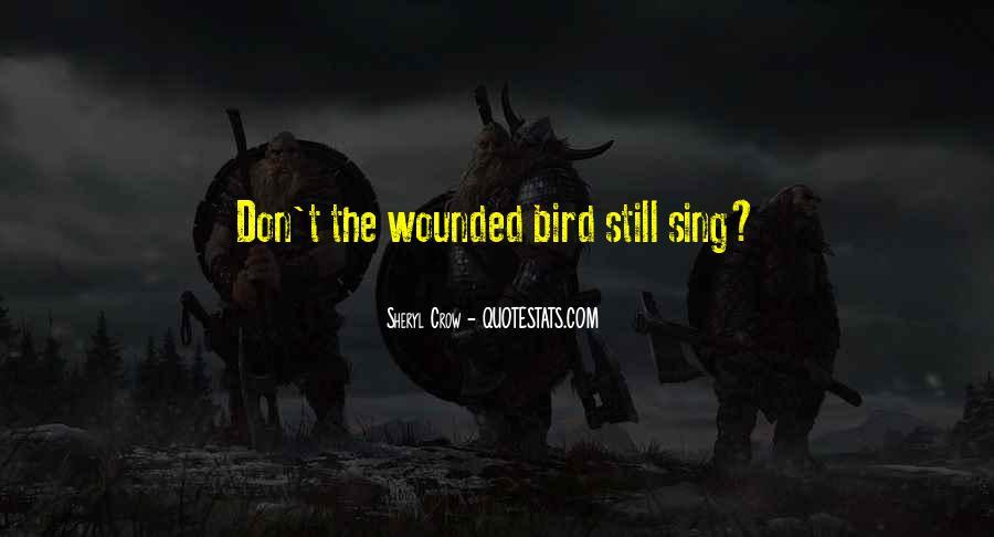 Crow Bird Quotes #1767172