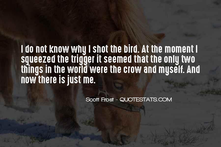 Crow Bird Quotes #268635