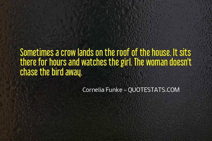 Crow Bird Quotes #550974