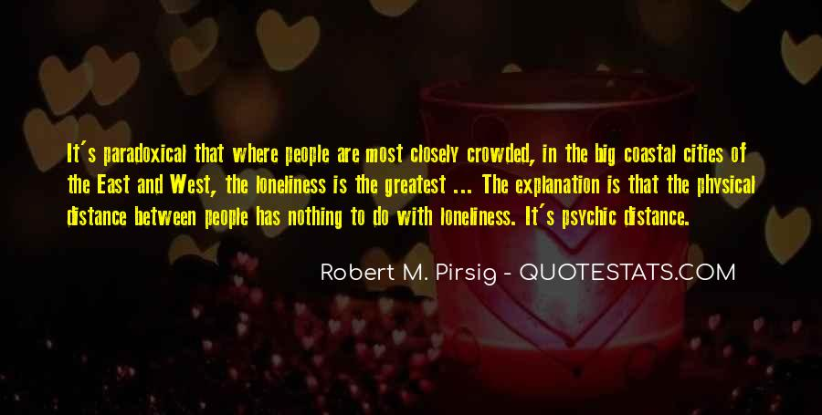 Crowded Cities Quotes #429502