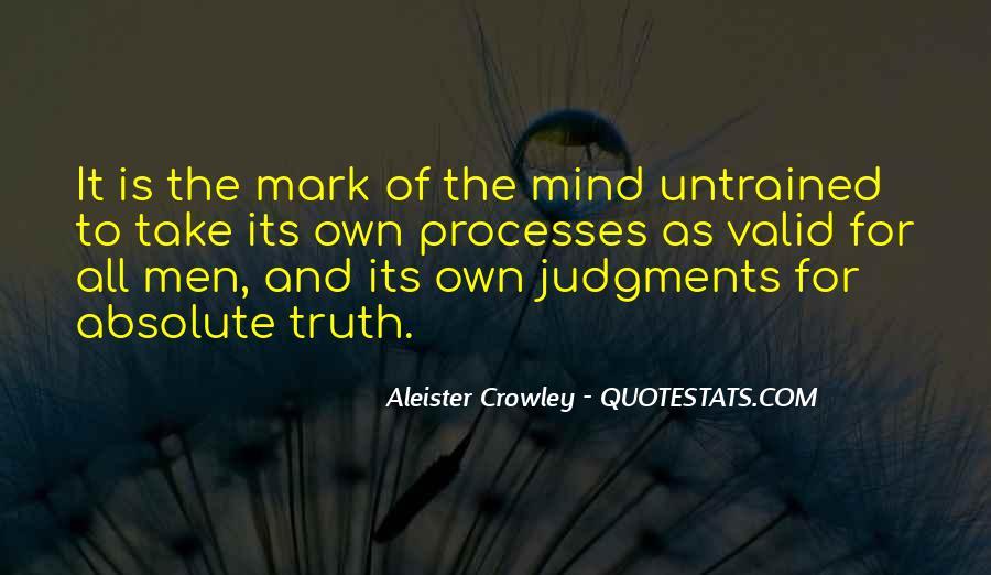 Crowley Quotes #104751