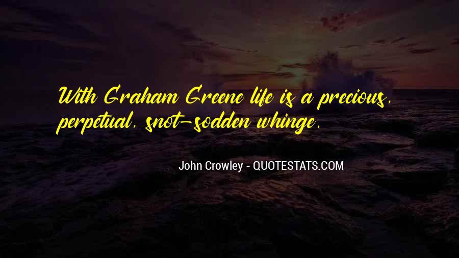 Crowley Quotes #115463