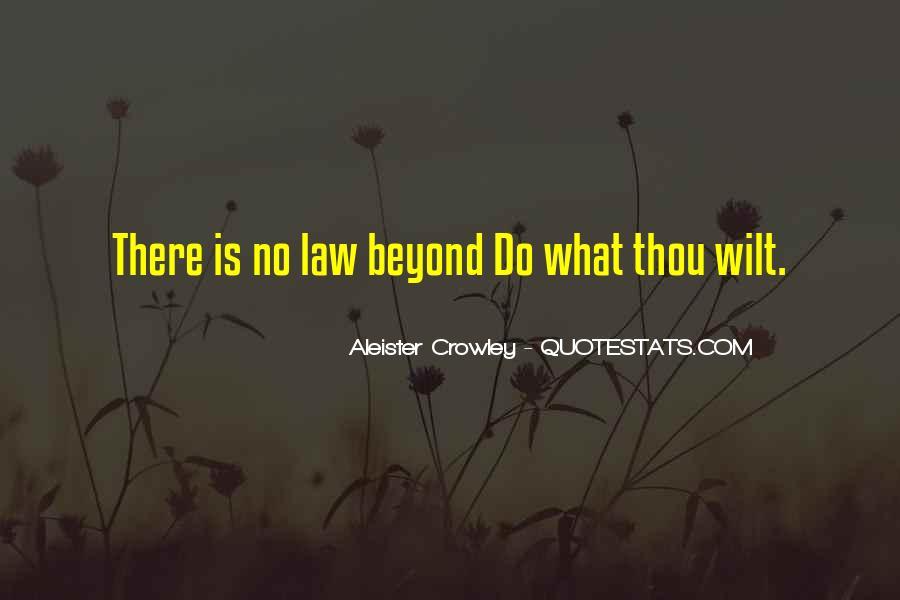 Crowley Quotes #123207
