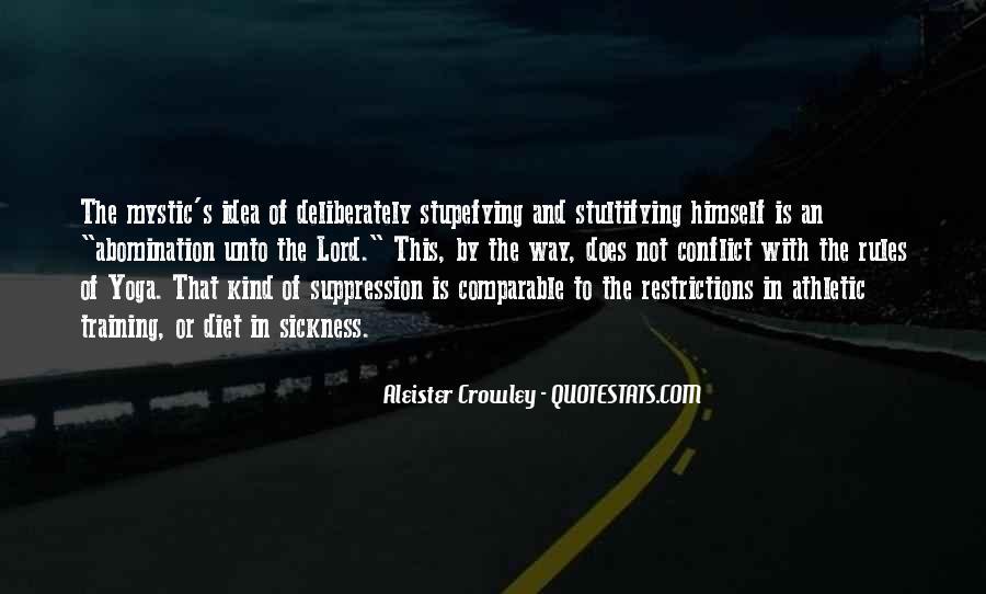 Crowley Quotes #131636