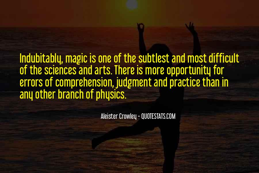 Crowley Quotes #158705