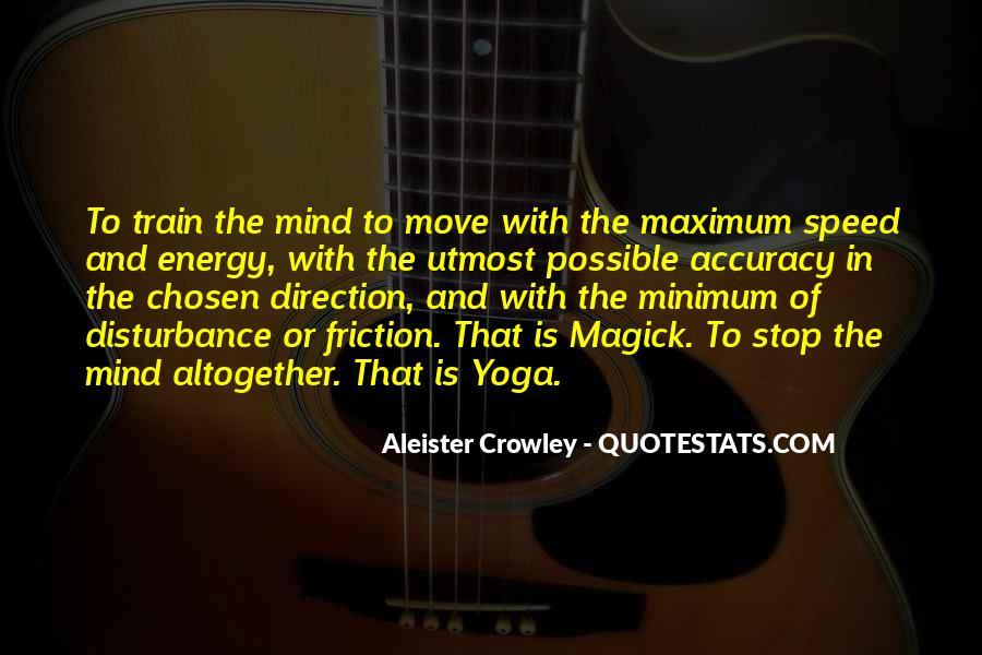 Crowley Quotes #163429
